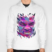 nba Hoodies featuring RUSSELL WESTBROOK: NBA ILLUSTRATION V2 by mergedvisible
