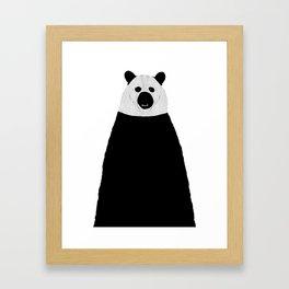 Show me the honey Framed Art Print