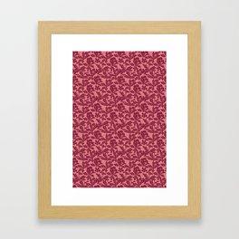 Japanese Pattern 15 Framed Art Print