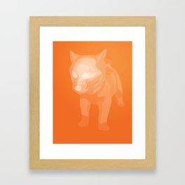あ-あ-あ- Framed Art Print