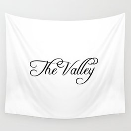 The Valley Wall Tapestry