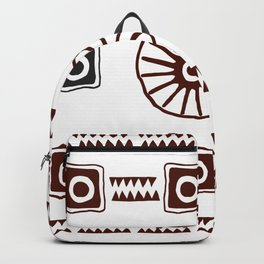 Ancestral Ornament 1A Backpack