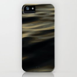 Painted by the Sea II iPhone Case