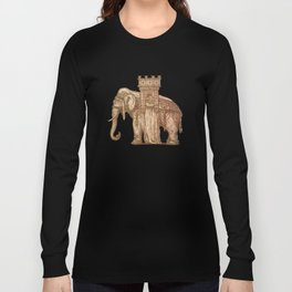 Elephant Bastille Long Sleeve T-shirt