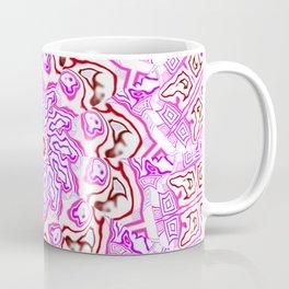Pink Kaleidoscope Coffee Mug