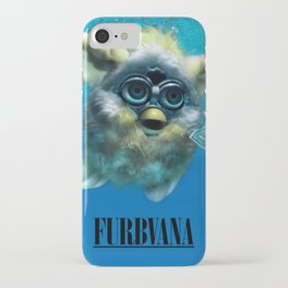 Furby Nirvana - Nevermind iPhone Case