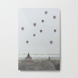 Bagan VI Metal Print