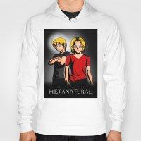 hetalia Hoodies featuring Hetanatural by Ellie Forder