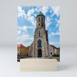 Mary Magdalene Church - Budapest, Hungary Mini Art Print