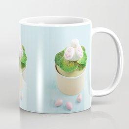 Easter bunny cupcake Coffee Mug