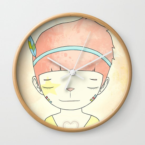 WHEN I LOST EVERYTHING Wall Clock