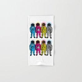 CMYK Spacemen Hand & Bath Towel