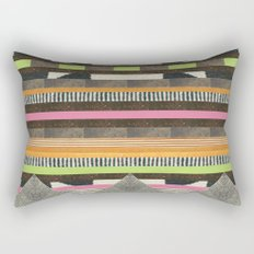 DG Aztec No. 2 Rectangular Pillow