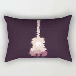 Wild Flamenco Rectangular Pillow