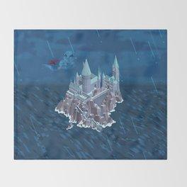Hogwarts series (year 6: the Half-Blood Prince) Throw Blanket