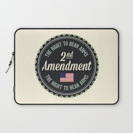 Second Amendment Laptop Sleeve