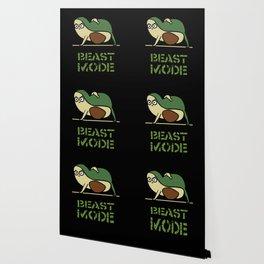 Beast Mode Avocado Wallpaper