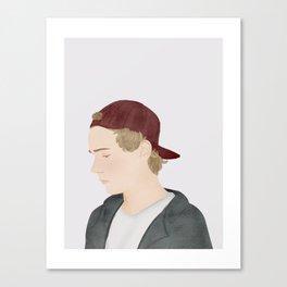 Skam | Isak Valtersen Canvas Print