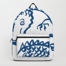 The Dragon Who Escaped Backpack