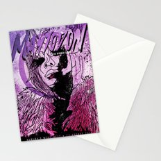 Mastodon Live in Berlin Stationery Cards