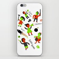 revolution iPhone & iPod Skins featuring revolution  by Hadar Geva