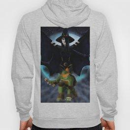 Michelangelo And Shinigami Hoody
