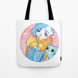 Umie & Mochi II Tote Bag