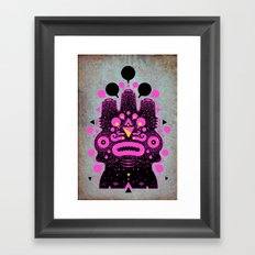 pinkor Framed Art Print