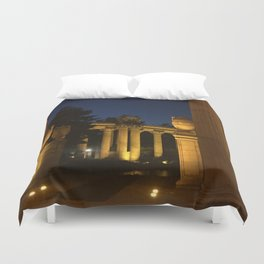 Palace Night Duvet Cover