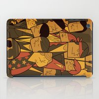 the goonies iPad Cases featuring The Goonies by Ale Giorgini