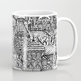 To Russia, With Love Coffee Mug