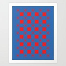 RGB Poster 3 Art Print