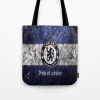 chelsea Tote Bags featuring CHELSEA by Acus
