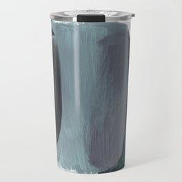 minimalism 2 Travel Mug