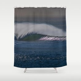 Santa Ana Winds Shower Curtain