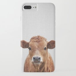 Cow 2 - Colorful iPhone Case