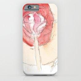 Sucka Girl iPhone Case