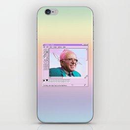 Kawaii Bernie - MS Paint iPhone Skin