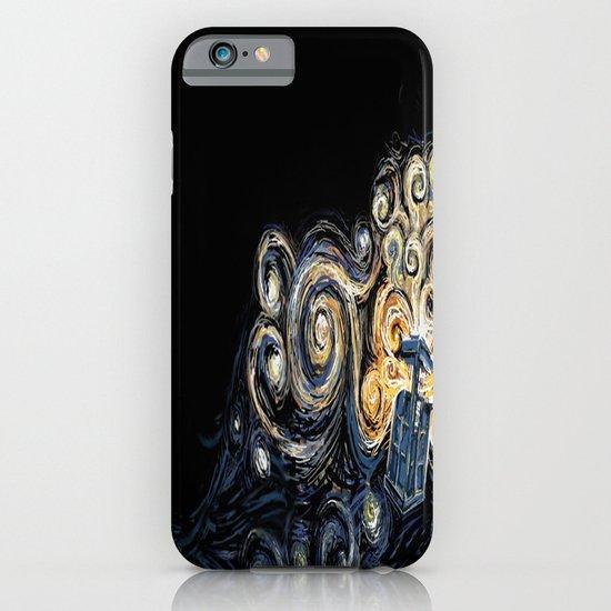 Doctor Who Van Gough iPhone & iPod Case
