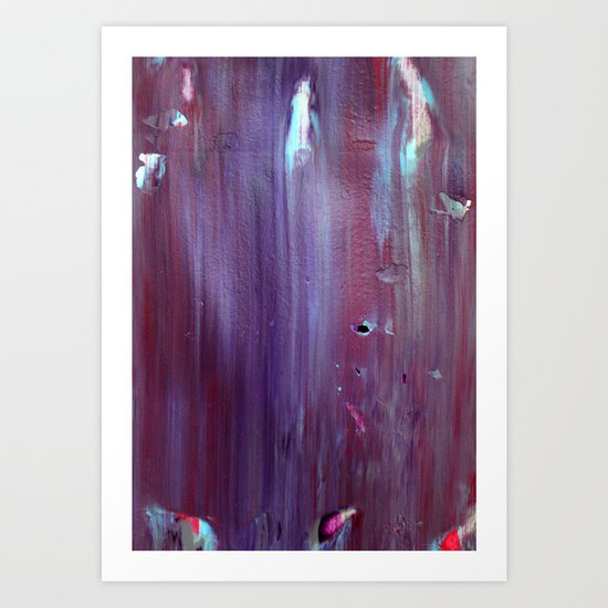 Abstract Painting 6 Art Print