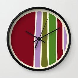 Art Deco Returns Wall Clock