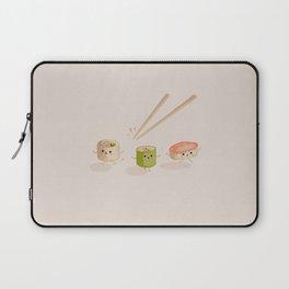 Running Sushi Laptop Sleeve