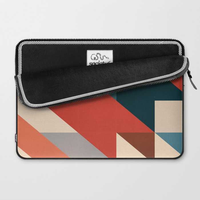 ABSTRACT 9D Laptop Sleeve