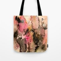 funky Tote Bags featuring Funky by Emily Kenney