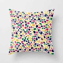 BP 66 Pebbles Throw Pillow