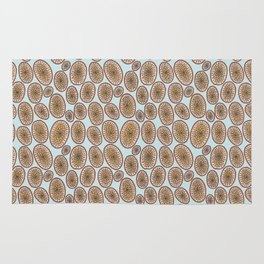 Hagfish Mouth Pattern Rug