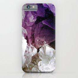 Crystal Quartz iPhone Case