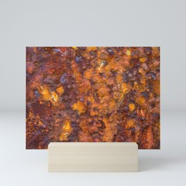 Heavy Rust Mini Art Print
