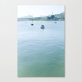 San Francisco Marina Canvas Print