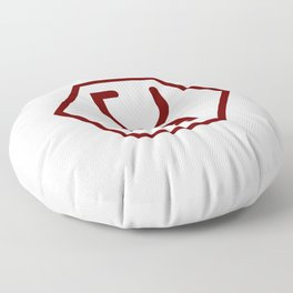 Altered Carbon Symbol Floor Pillow
